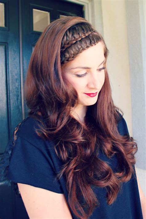 braids in front hair in back best 25 front braids ideas on pinterest braided front