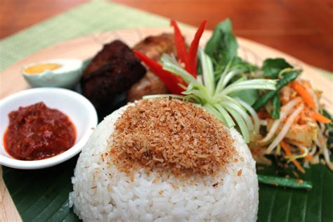 Nasi Ulam Betawi Betawi Food Festival Greetings From Mercure Jakarta