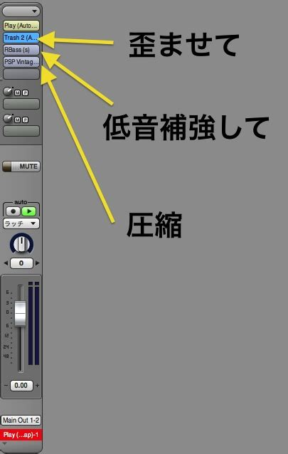 rubber st sound effect ぽん と押す ドーン と押す 効果音作り方ミニ解説 rubber st sound effect