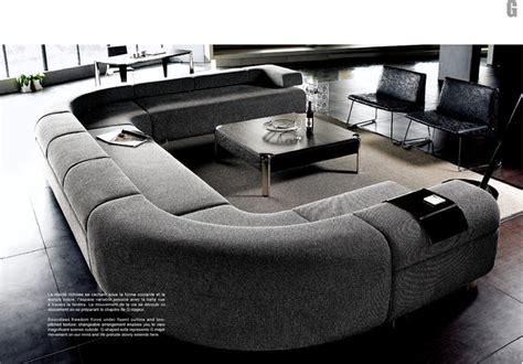 Orange Settee G Sofa Big Style Modern Sofas Toronto By Limitless