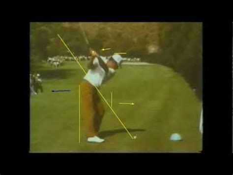 lee trevino swing lee trevino golf swing analysis by craig hanson you tubes