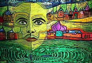 Duvet Covers Wikipedia Quot Krisso And Hundertwasser Quot By Belinda Quot Billylee Quot Nye