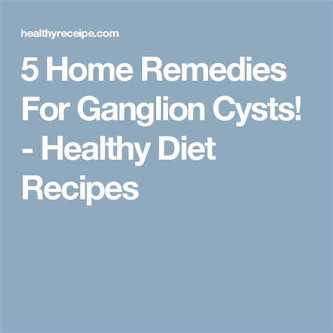 best 25 ganglion cyst removal ideas on