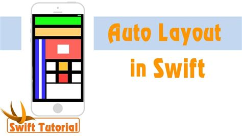 Auto Layout Animation Swift | swift tutorial auto layout with label youtube