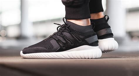 Adidas Tubular Primeknit Black adidas tubular primeknit black where to buy
