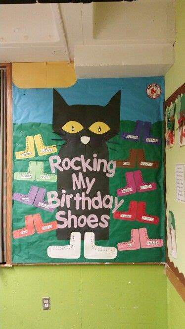 Pete The Cat Rock On And pete the cat birthday board rocking my birthday shoes