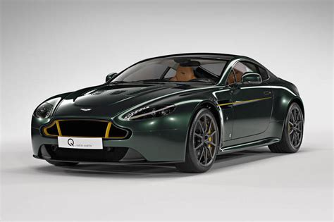 Who Makes Aston Martin by Aston Martin Q Makes Special Edition Spitfire Vantage