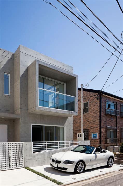 modern zen design house by rck design zen house from rck design studio in japan