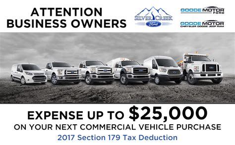 section 179 leased vehicle section 179 tax deduction for trucks dealership near