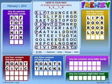 usa today crossword word roundup image gallery word roundup