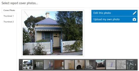 click on a thumbnail below to select a larger image that how to customise a rental cma report with agent and