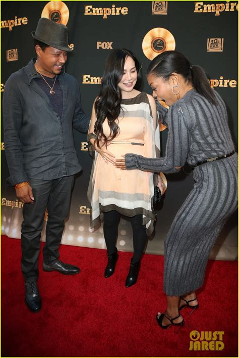 terrence howard twin empire s terrence howard expecting baby with mira pak