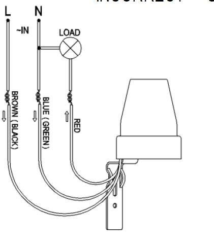 12v photocell wiring diagram get free image about wiring