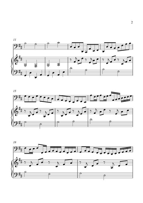 printable piano sheet music canon in d free cello and piano sheet music canon in d