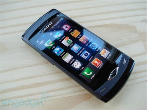 Hp Samsung S8500 Wave samsung wave s8500 review