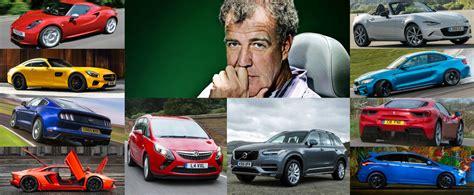 clarkson best of clarkson reveals the top 10 best cars he has driven