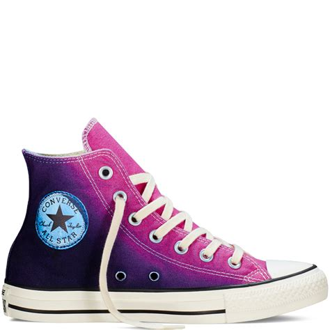 all star converse chuck taylor all star sunset wash plastic