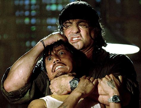 burma rambo film old meat head is back in rambo daily mail online