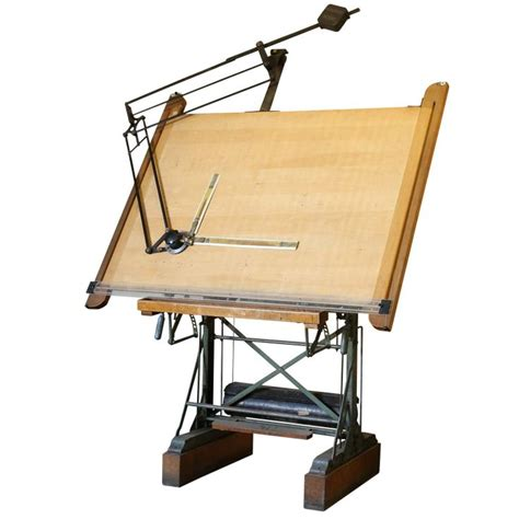 Drafting Table Vintage Vintage Drafting Table Working Space Pinterest
