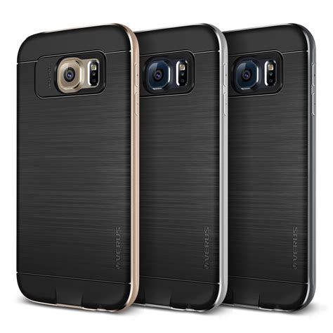 Verus Galaxy S6 Iron Shield ger 231 ek al 252 minyum iron shield verus k箟l箟f samsung galaxy s6
