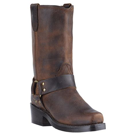 s dingo molly harness boots brown 591388 cowboy