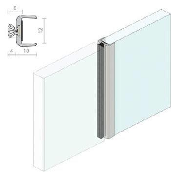 Frameless Glass Door Seals Frameless Door Seal