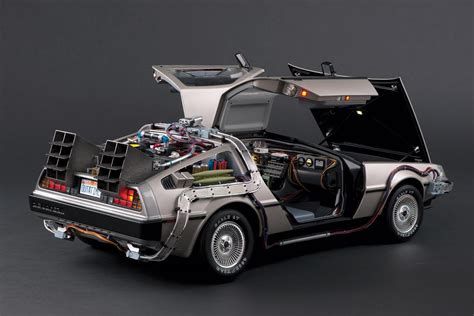 how to build a delorean back to the future fans you can now build your own delorean