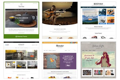 online store themes godaddy godaddy online store goodbye quickshoppingcart