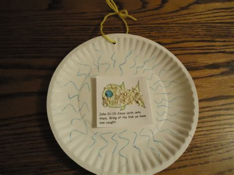 paper plate crafts for sunday school christian symbol crafts