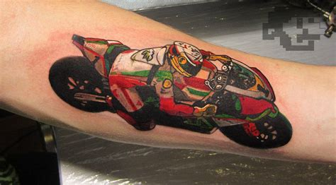 motorcycle tattoo by tattooator on deviantart