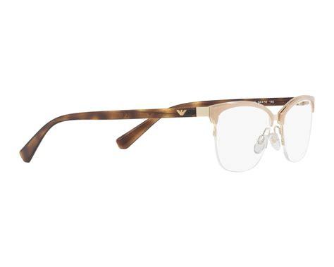 Emporio Armani Ea010 Gold emporio armani eyeglasses ea 1066 3013 beige visionet usa