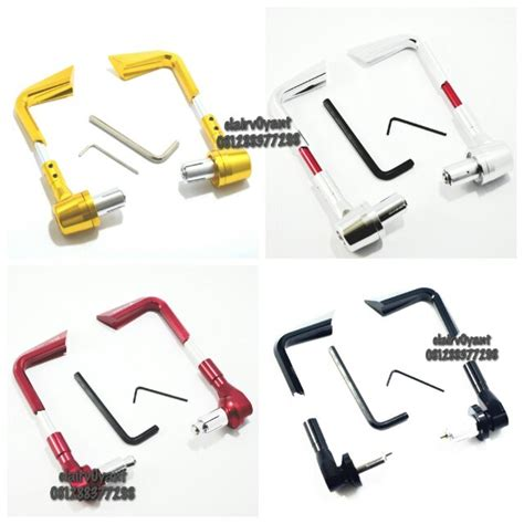 Handgrip Ring Warna By Anulator baru grip lock disk lock spion cover motor handgrip