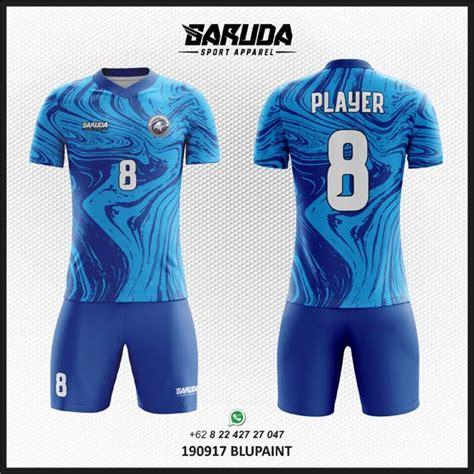 desain baju futsal biru desain baju kaos untuk sahabat desain kaos futsal warna