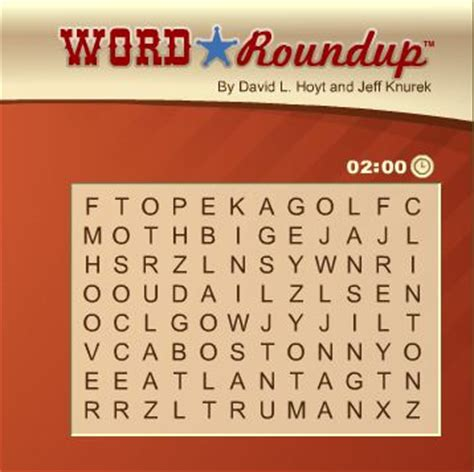 usa today crossword word roundup word roundup play for free