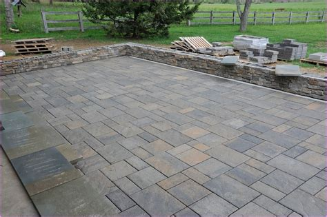 Patio Pavers Ta Patio Stones Select The Best That Match Your Need Decorifusta