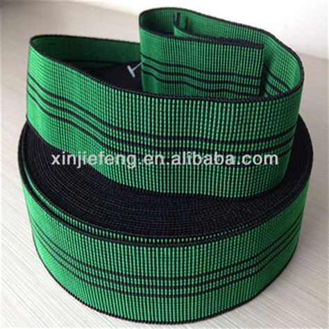 Upholstery Elastic Webbing by Woven Elastic Upholstery Webbing For Furniture Chair Buy