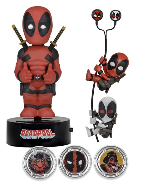gifts for marvel marvel limited edition deadpool gift set necaonline com