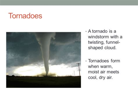 hurricanes  tornadoes   computer lab technology lesson plans