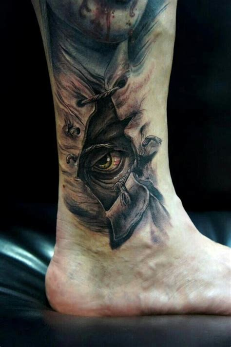the monster inside interesting idea tattoos
