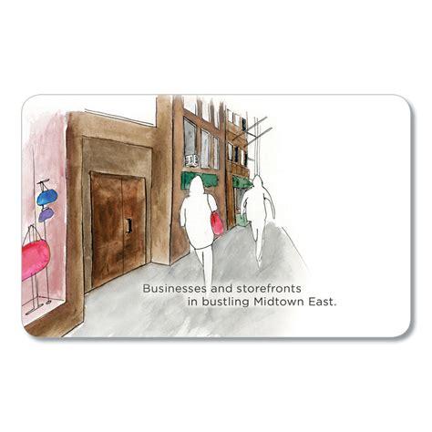 Aloft Gift Card - fifty nyc affina aloft plastilam plastilam