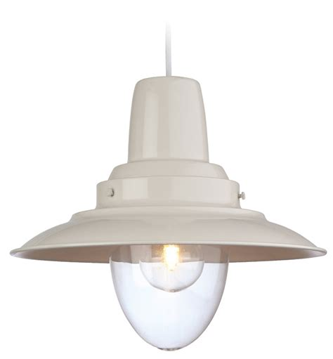 Fisherman Ceiling Light Firstlight Fisherman 1 Light Metal Pendant Ceiling Fixture Painted 8645cr From Easy