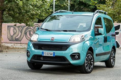 Spacius by Fiat Qubo 1 4 Review Car Review Rac Drive