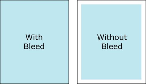 bleed layout definition print design how can i determine how much bleed to use