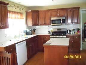 Kitchen Cabinets Color Ideas Kitchen Kitchen Color Ideas With Oak Cabinets And Black
