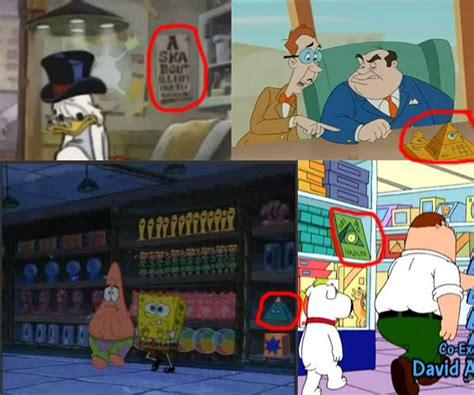 illuminati homepage spongebob messages images
