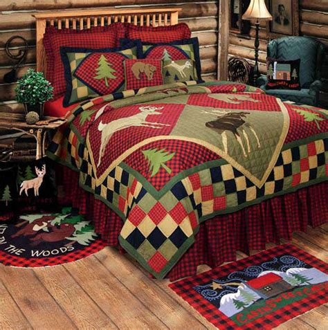 c and f bedding lodge quilt bedding by c f enterprises