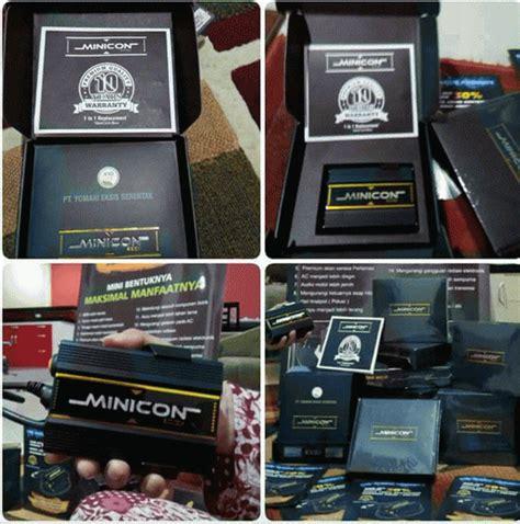 Minicon Stabilizer Alat Penghemat Bbm pusat minicon tapaktuan jual alat penghemat bbm mobil