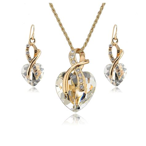 Szelam 2016 Necklace Earrings Jewellery Set