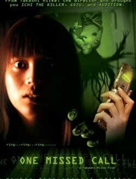 film horor one missed call film review one missed call 2003 hnn