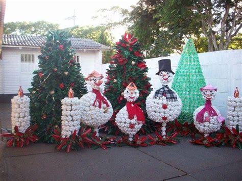 Decori Per Giardino by Decorazioni Natale In Giardino Fai Da Te Natale